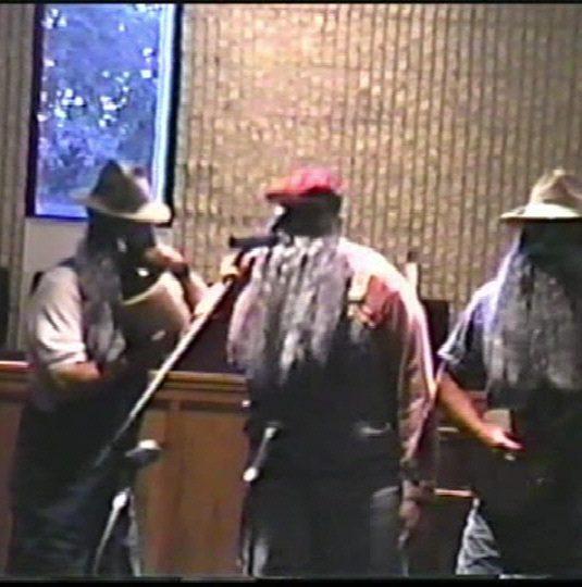 2004-Sept Soggy Bottom Boys Visit Northview UMC