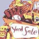 Preschool Yard Sale – Oct. 15th