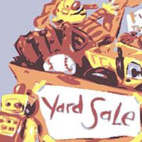 Preschool Yard Sale – Oct. 27th