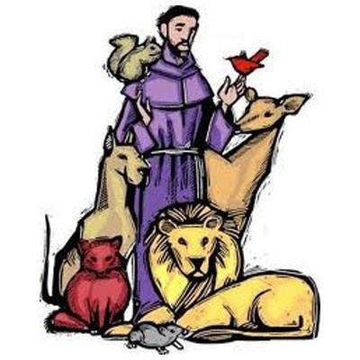 Blessing of the Animals – April 29, 2018