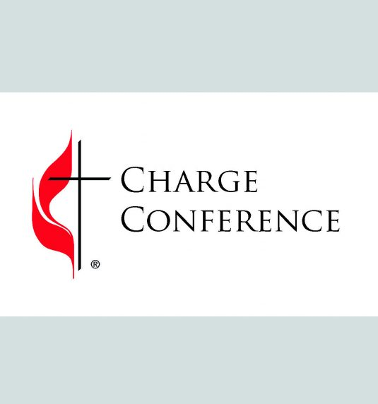 Charge Conference – 10/27/19