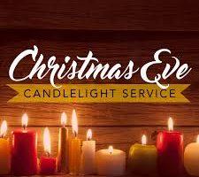 Christmas Eve Service 7 PM