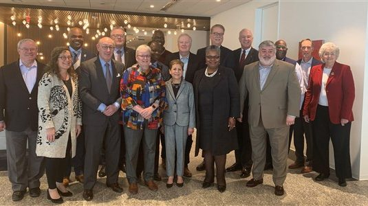 United Methodist Traditionalists, Centrists, Progressives & Bishops sign agreement aimed at separation