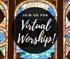 In-Person Worship Services Unavailable – Available on Web