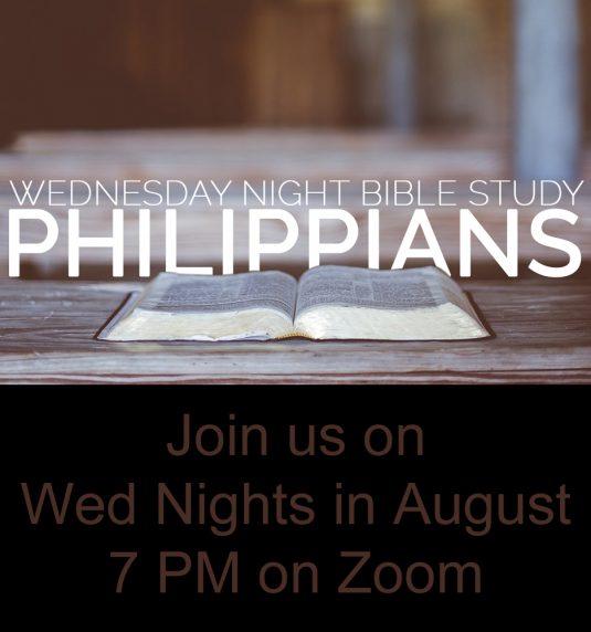 Bible Study on Philippians