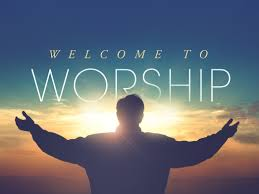 In-Person Worship Services Available